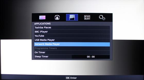 Toshiba 40RL858 LED Smart TV