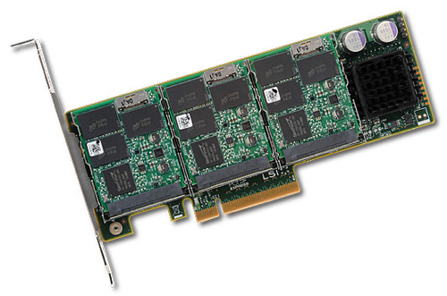 LSI WarpDrive SSD