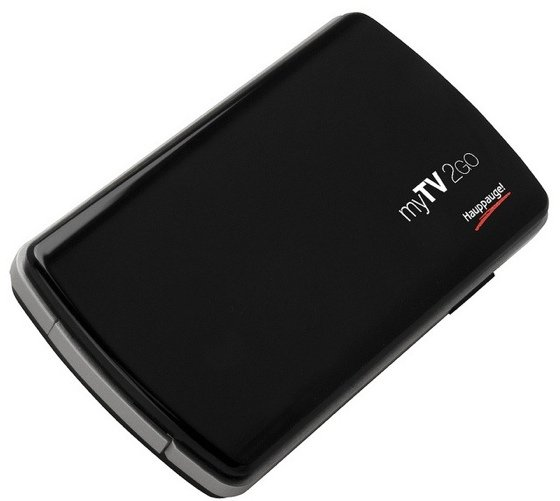 Hauppauge MyTV 2GO mobile TV tuner