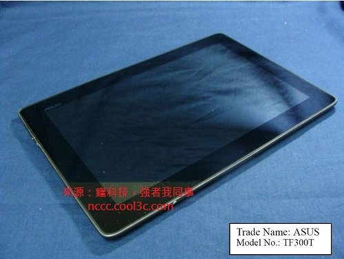 Asus TF300T tablet