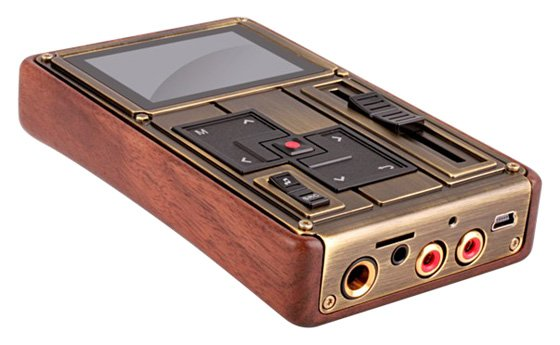 Colorfly Pocket Hi-Fi C4 high resolution audio player