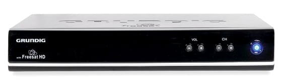 Grundig GUFSAT01HD Freesat receiver