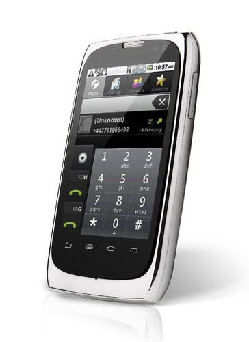 ViewSonic V350 dual Sim Android smartphone