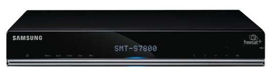 Samsung SMT-S7800 Freesat receiver