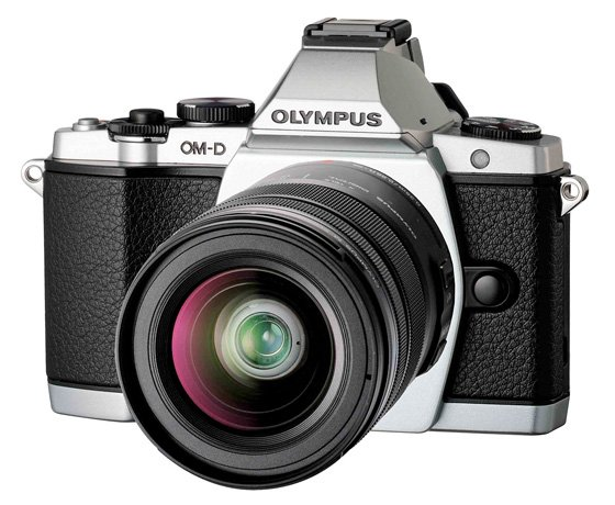 Olympus E-M5