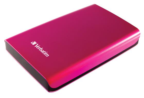Verbatim Store 'n' Go USB 3.0 Portable Hard Drive