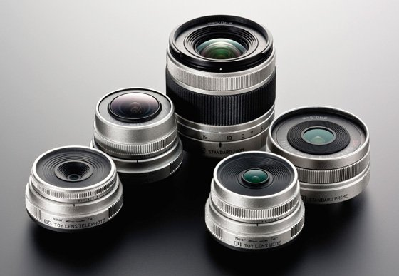 Pentax Q interchangeable-lens compact system camera