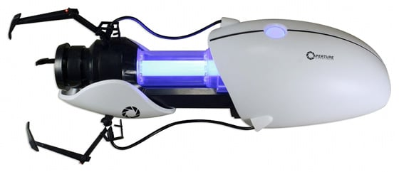 The Aperture Science Handheld Portal Device