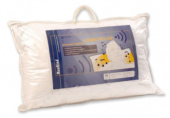 M:Tech iMusic Pillow