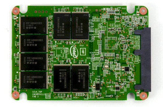 Intel 520 series SSD