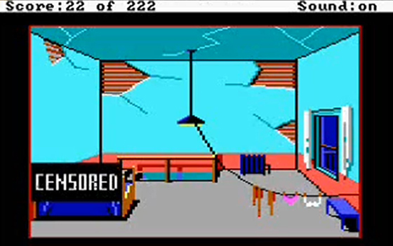 Leisure Suit Larry screenshot