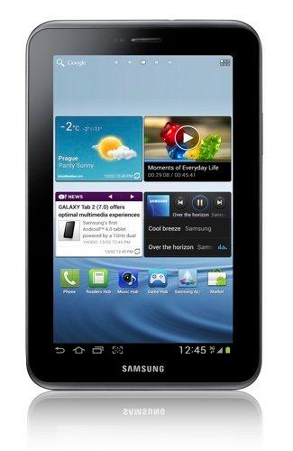 Samsung Galaxy Tab 2 (7.0) Android 4.0 tablet