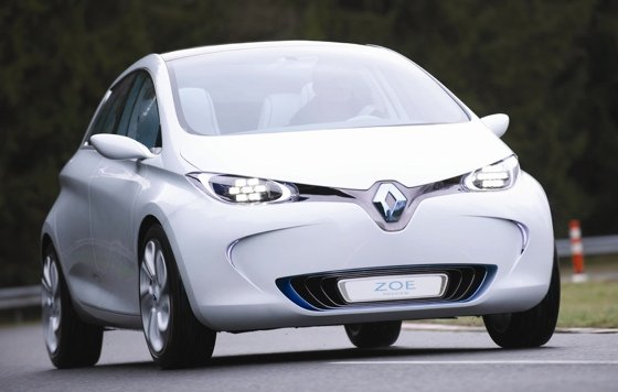 Renault Zoe ZE