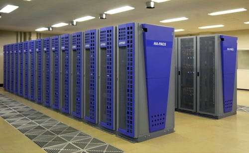 Appro Tsubuka2 supercomputer