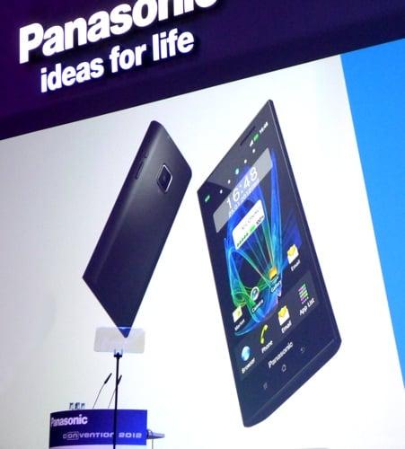 Panasonic Eluga Android smartphone