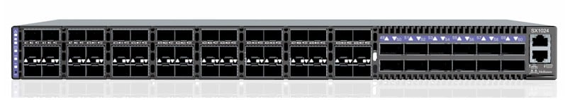 Mellanox SX1024 10GE/40GE switch