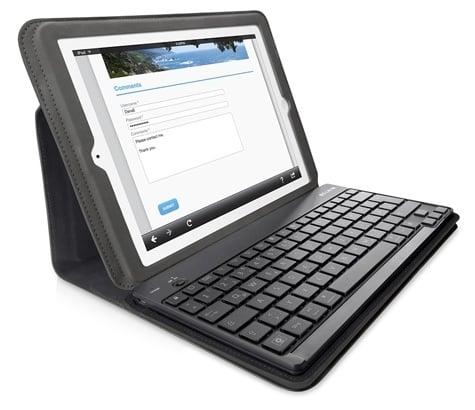 Belkin Keyboard Folio accessory for iPad