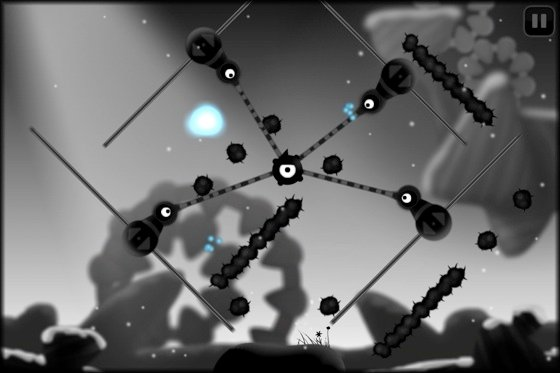 Contre Jour iOS game screenshot