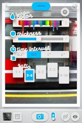 Grid Lens iOS app screenshot