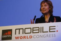 Anne Bouverot GSMA CEO and NFC fan