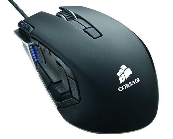 Corsair The Vengeance M90 Laser Gaming Mouse