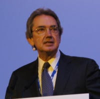 Franco Bernab from Telcom Italia