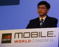 President Li Yu of China Mobile