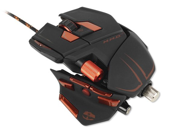 MadCatz Cyborg MMO 7 Gaming Mouse