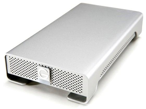 G-Tech G-Drive FireWire 800 external hard drive