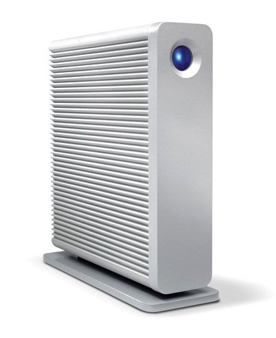 LaCie d2 Companion FireWire 800 external hard drive
