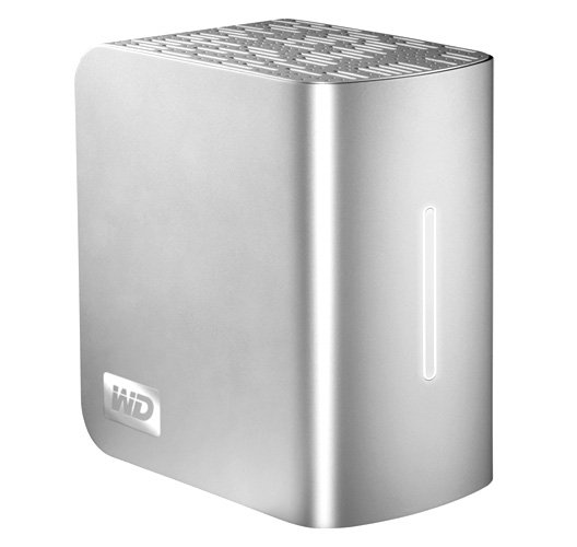 WD My Book Studio 2 FireWire 800 external hard drive