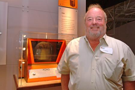 Al Alcorn and the Pong Prototype