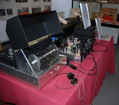 Alan Turing's speech scrambling Delilah machine