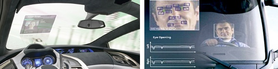 Hyundai Hologram HUD