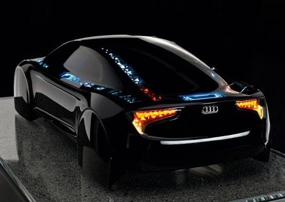 Audio Q7 R8 OLED concept