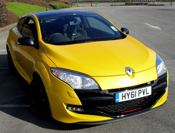 Renault Megane 265 Trophy
