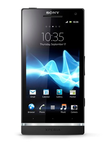 Sony Xperia S Android smartphone