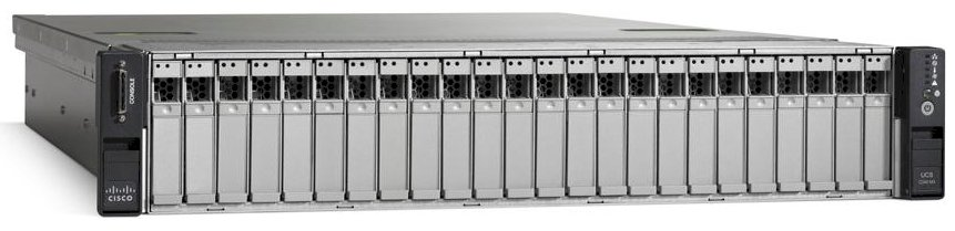 Cisco UCS C240 M3 rack server