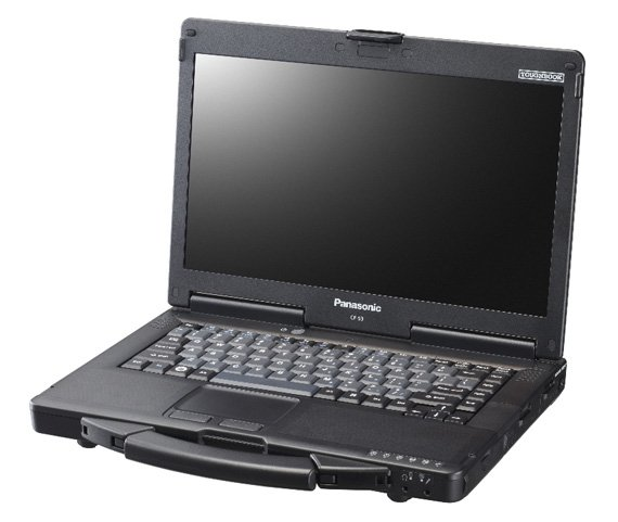 Panasonic CF-53 Toughbook rugged laptop