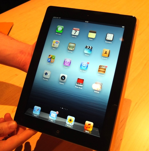 Apple iPad 3 aka new iPad