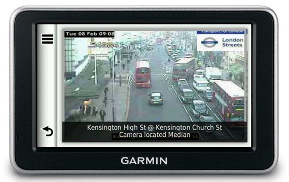 Garmin nuLink 2390 with PhotoLive