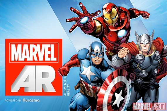 Marvel AR