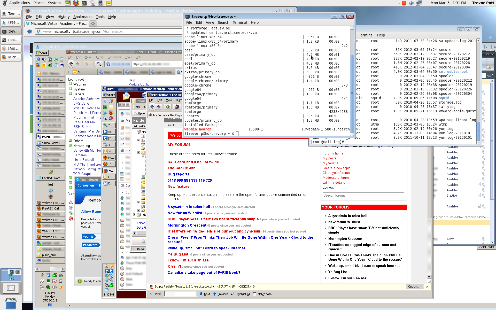 win8 desktop big