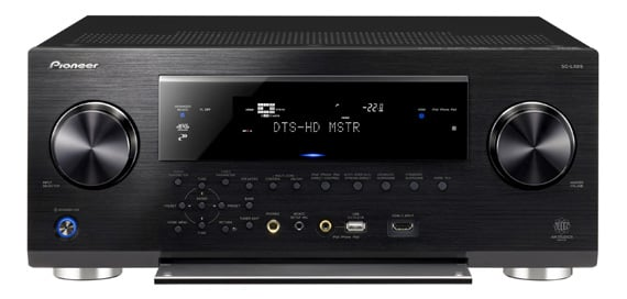 Pioneer SC-LX85 AV receiver