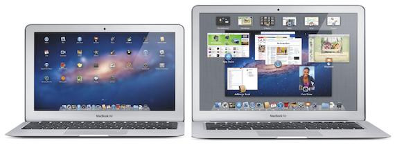 Macbook Range, credit Apple