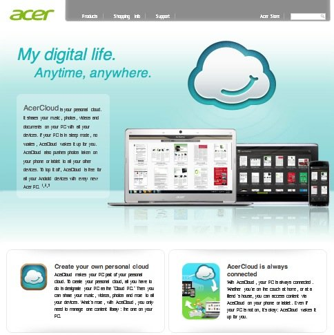 AcerCloud