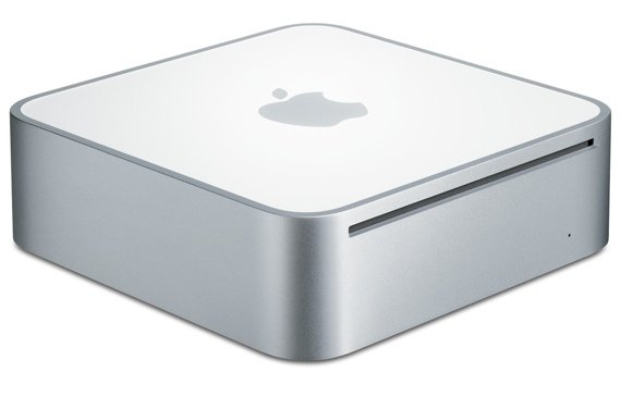 Apple Mac Mini circa 2009