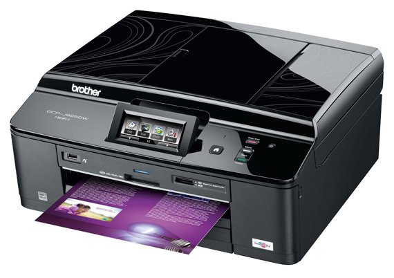 Brother DCP-J925DW ADF all-in-one inkjet printer