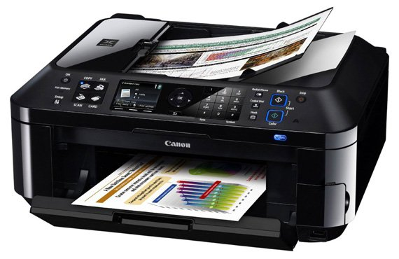 Canon PIXMA MX420 ADF all-in-one inkjet printer