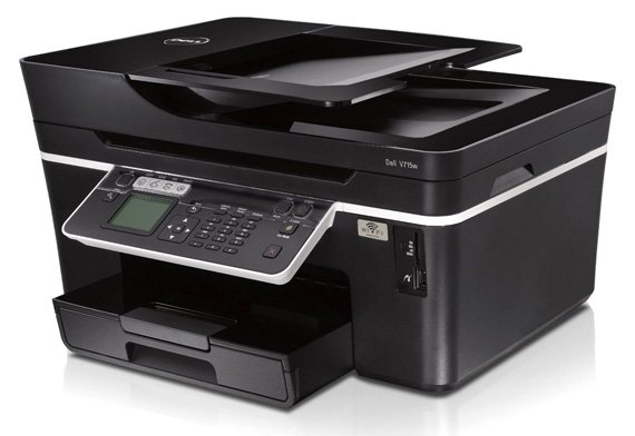 Dell V715w ADF all-in-one inkjet printer